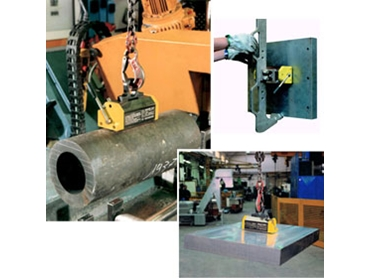 Serpent & Dove - Permanent Magnet Lifting Devices