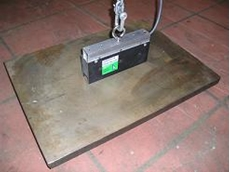 Modular electromagnet for lifting and clamping