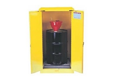 Flammable liquids storage cabinets