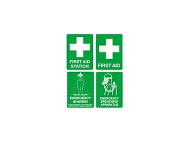 Workplace safety signs for employees and customers from Seton Australia