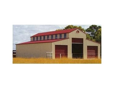 Custom Built Rural Sheds