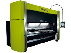Safan's Mechatronic Press brake
