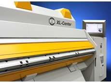 RAs Reinhardt's XL Centre folding machine.