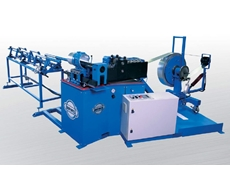 The latest Spiro International S.A. model of spiral tube cutting machines