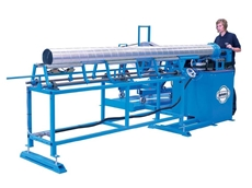 Tubeformer Smart available from Sheetmetal Machinery Australia