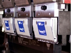 New Express Air clamping system simplifying press brake setups