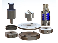 Salvagnini standard and custom shape tooling presented by Sheetmetal Tooling Tech