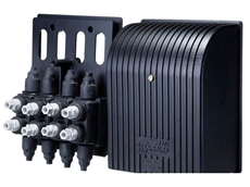 MCB3/4ILC industrial mains boxes are IP66D rated