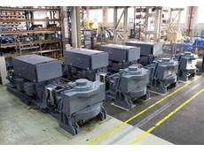 Siemens' drive system