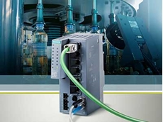 Scalance XC-100 Industrial Ethernet switch