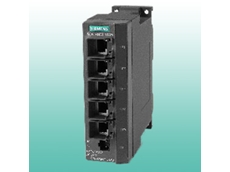 Scalance X005 Industrial Ethernet Switch