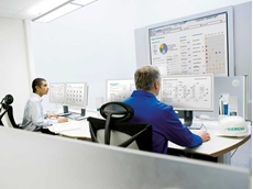 The XHQ Operations Intelligence platform provides near-real-time visibility of operations within process manufacturing facilities