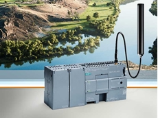 Simatic RTU3030C finds wide-ranging application in water and wastewater industries