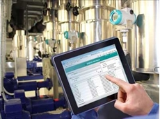 The new Simatic PDM portal enables users to assign parameters and monitor devices throughout the plant