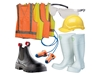 Protect yourself with personal protective equipment