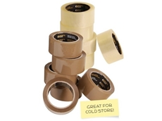 Signet's Range of Acrylic Packaging Tapes