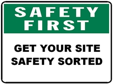 Site Safety Supplies from Signet