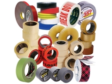 Signet's range of 3M, Tesa and Custom Print Packaging Tapes