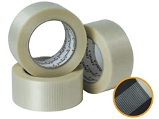 Cross Woven Filament Tapes