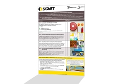 Save time with Signet's Visual Efficiency Improvements Checklist