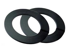 Signet black steel strapping