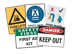 Signet creates single safety signage location