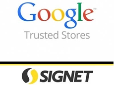 Signet is a Google Trusted Store