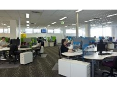 Newly built corporate office and service centre at Brisbane