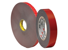 3M™ VHB™ Tape is a solution that uses adhesive and foam in an exciting new way