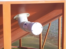 Silo Vent Damper Units - Ventilators for sealed and unsealed silos