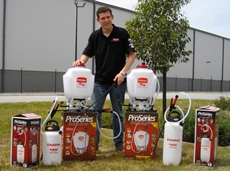 Chapin ProSeries range of hand sprayers and backpack sprayers available from Silvan Australia