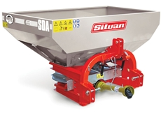 1000L Agred Spreader by Silvan