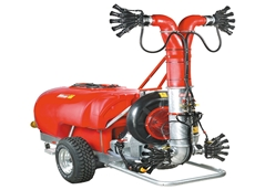 Multiple Capacity Silvan Horticulture Turbomiser Sprayers