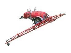 Paddock King Broadacre Sprayers from Silvan