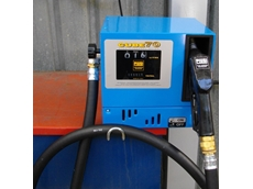 The Selecta Fuel Cube diesel supply system