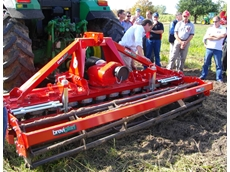 Silvan Australia adds the Breviglieri range of rotary hoes and power harrows