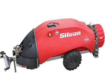 Silvan Air Assist Spraying Systems