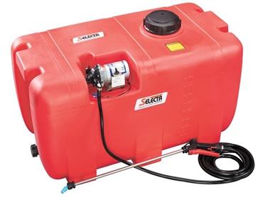 200L 12 Volt Spotpak Spot Spraying System