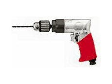 A Sioux Tool air drill.