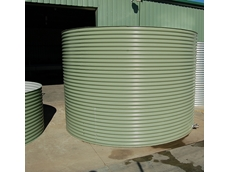 Steel Round Water Tanks