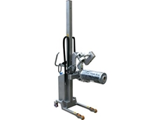Compac Logistec Stainless Steel Reel Handler