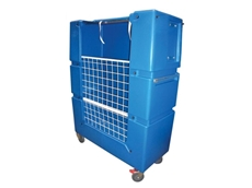 Ergopod trolleys are available in a wide range of colours
