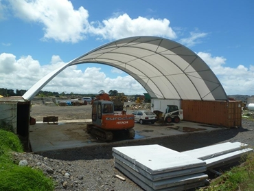 Temporary and permanent shelters from Siteshelter