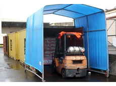 Portable site shelters feature a heavy grade galvanised frame and UV stabilised Ripstop fabric cover