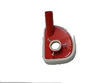 Polished concrete dust extraction shroud from Situp Products now fits seven inch polishers