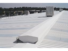 Skycool's roof coatings at Direct Factory Outlet Moorabbin, Victoria