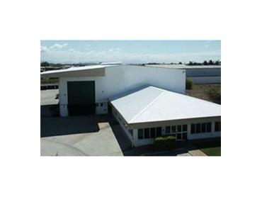 Combat overheating in metal roofs