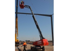 Skyjack SJ45T telescopic boom lift