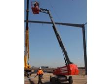Skyjack SJ45T telescopic boom lift
