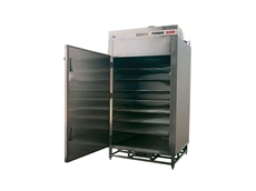 Model 2300 smoke ovens have a temperature range to 160°C, with a 200°C option for baking and roasting